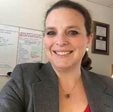 2018 VP: Monica Hartman